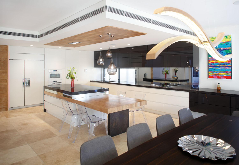 Kitchen Hair Salon : Slice of beauty kitchen design
