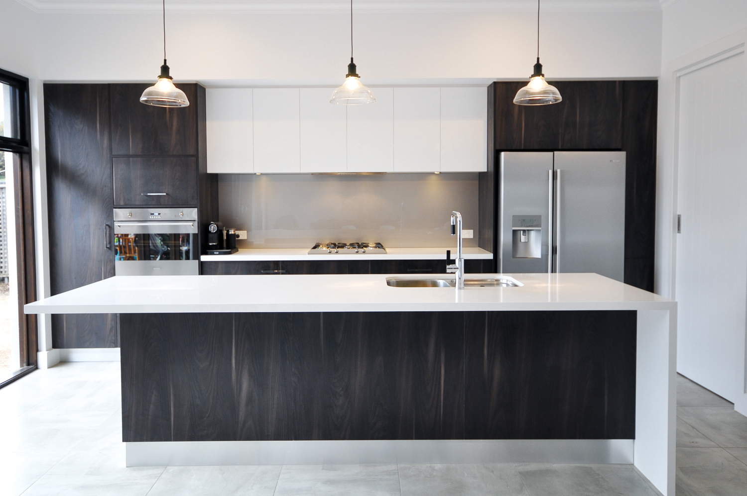 Family-focused durable kitchen