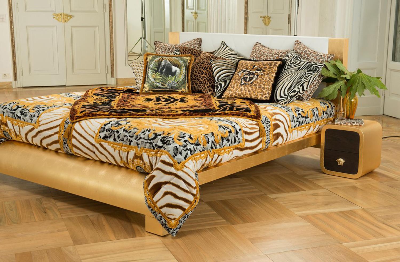 Versace bed
