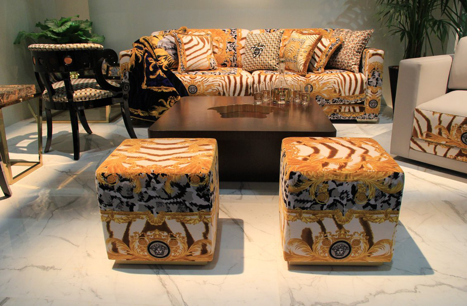 Exotic Escapism Furniture And Furnishings Completehome
