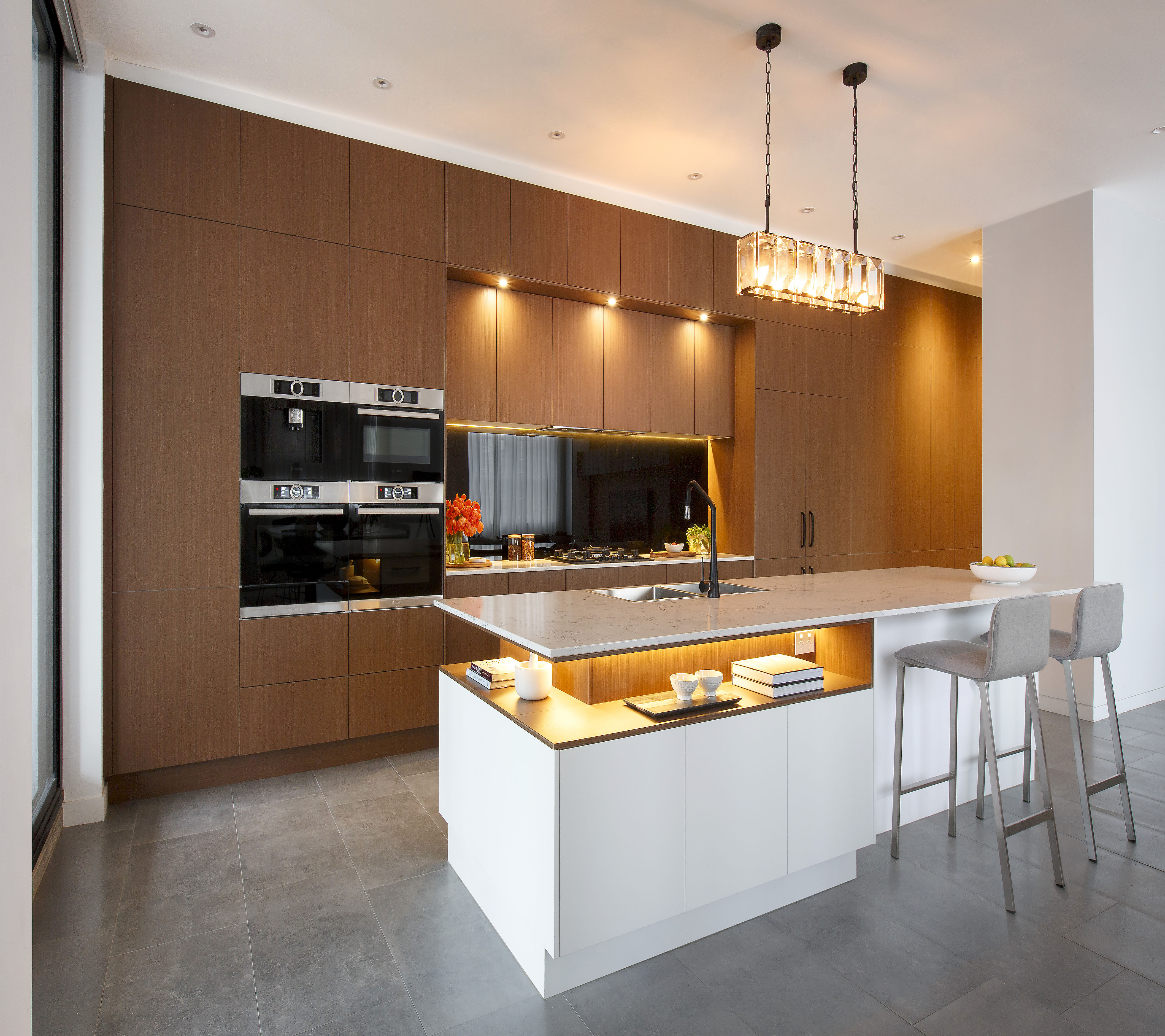 The Block Australia Apartment 2 - Freedom Kitchens