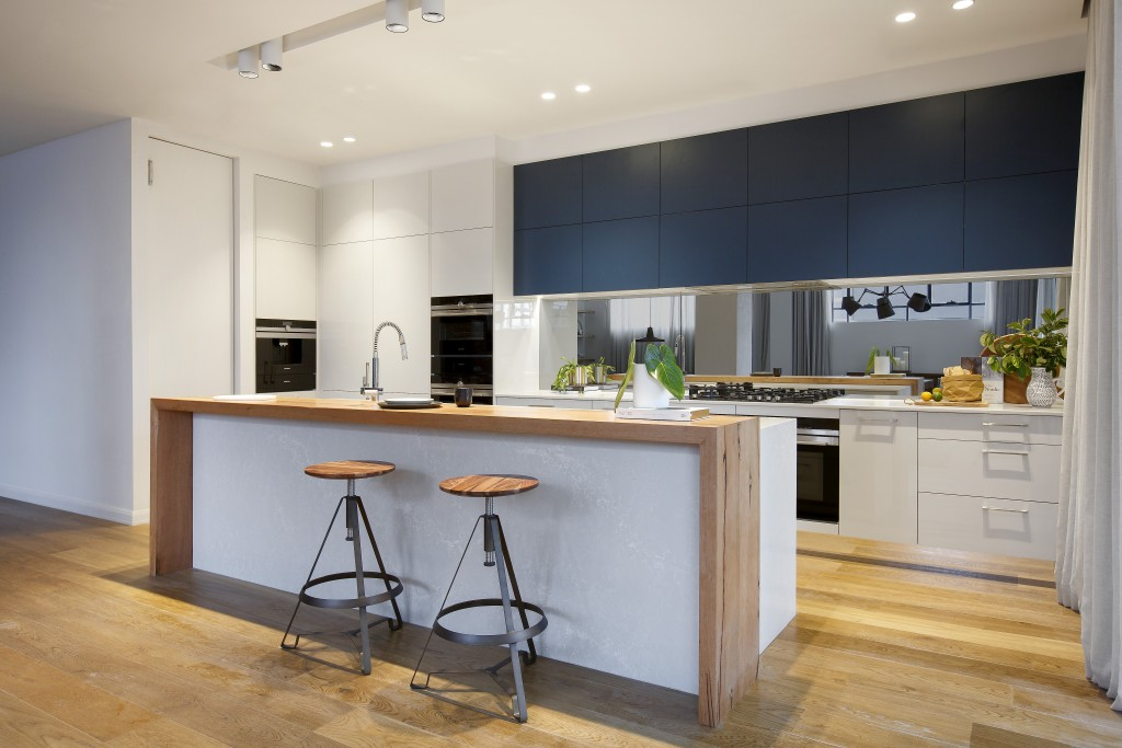 The Block Apartment 5 - Freedom Kitchens