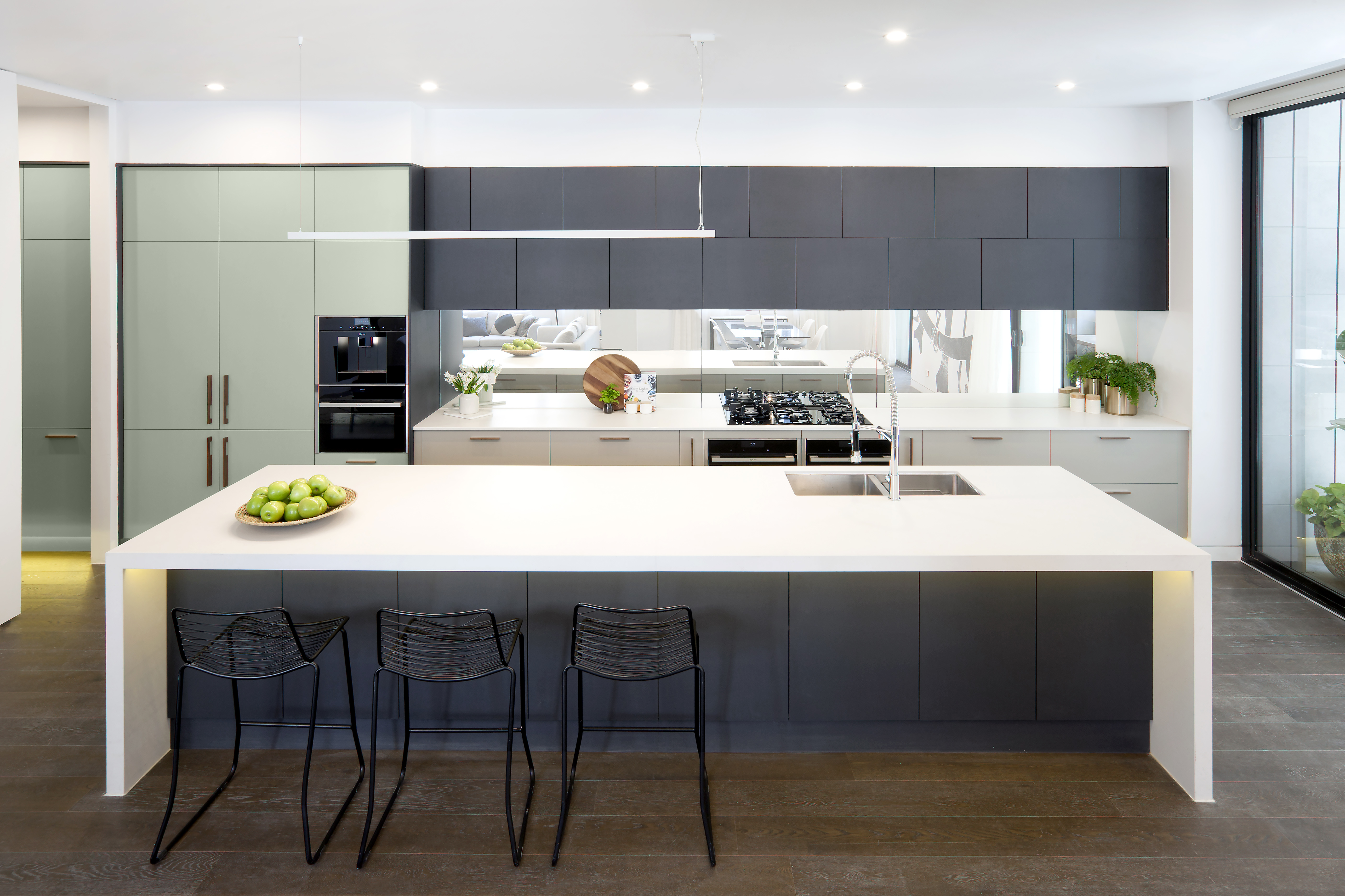 The Block Apartment 3 - Freedom Kitchens