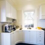 A modern Shaker style kitchen