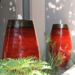 Stylising your outdoor space: ceramic pots