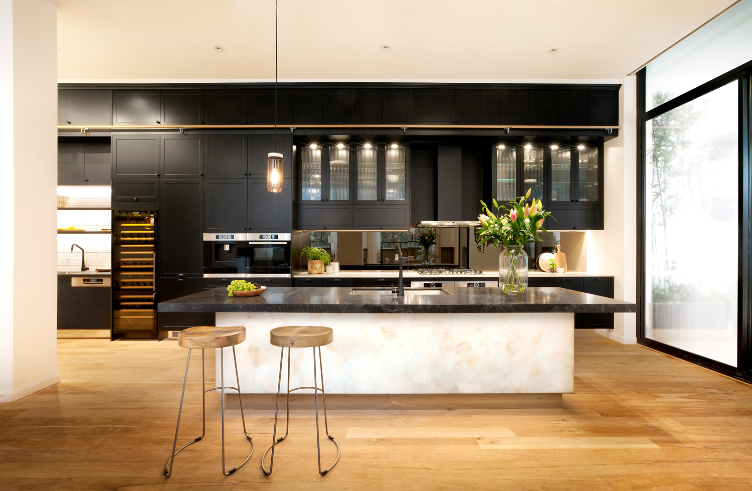 Darren palmer the block 39 s best ever kitchen completehome for Best kitchen designs australia