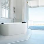 Sleek and soothing bath