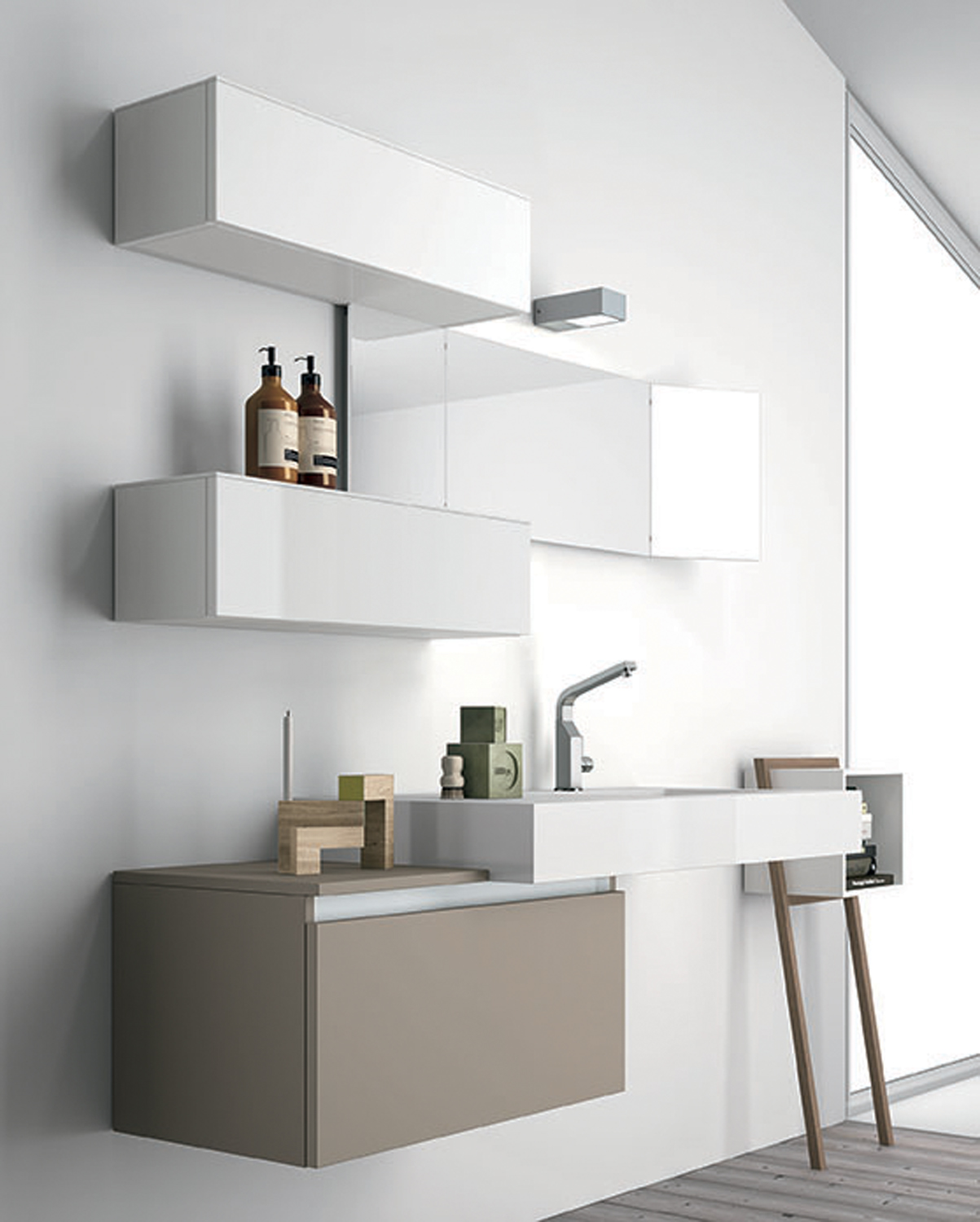 Beautiful boutique: bathroom collections