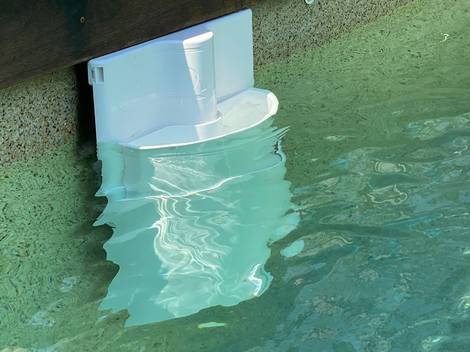 A new self-levelling skimmer offers a water smart solution for your pool