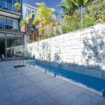 This pool makeover is the ultimate functional design statement