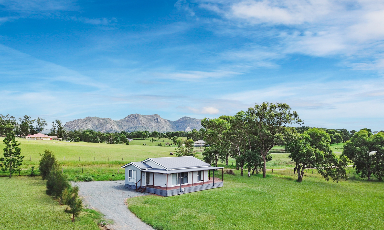 The easy way to build a holiday home: Gloucester project